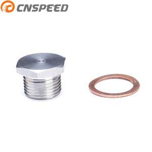 Выхлопных газов Датчик кислорода CNSPEED 304 из нержавеющей стали М18 X 1,5 Thread O2 Oxygen Sensor разъемные, пригодный для американских европейских японских автомобилей