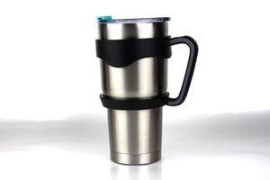 100pcs Handle Holder Universal Standard Multicolor 30oz for Cup Holders Stainless Steel Insulated Tumbler Mug Handle