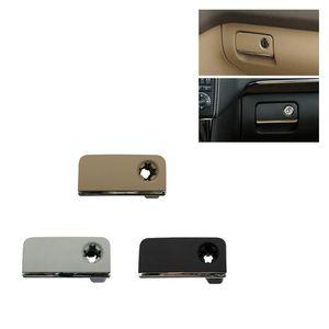 Auto Glove Box coperchio copertura della maniglia con la riparazione del foro della serratura automatica Toolbox interruttore della manopola Styling per Mercedes-Benz ML / GL Class W164