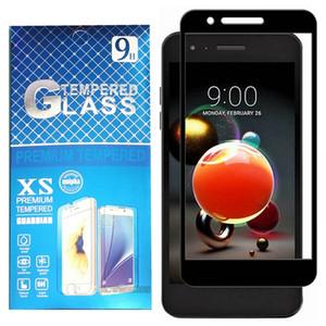 Для LG Tribute Dynasty Empire Stylo 5 Plus 5V Galaxy A50 Motorola Moto Z4 Премиум Полное покрытие экрана протектор Низкие цены закаленное стекло
