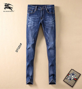 Mens jeans fashion casual pants size 29-38 comfortable trend WSJ002#112610088
