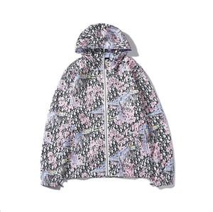 Модная новая женская одежда, модное повседневное дамское пальто, уличный танец хип-хоп, свободная и удобная печать, бесплатная доставка