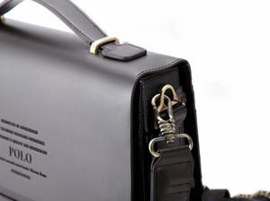 Tasarımcı-Men Messenger Bag Çanta Erkekler Rasgele Seyahat Çantası Omuz Messenger Crossbody Çanta Man Dizüstü Bilgisayar Kılıfı'S