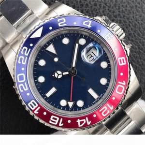 Classic blue black luxury watch automatic movement high quality mens watches designer Wristwatches montre de luxe 316 stainless steel