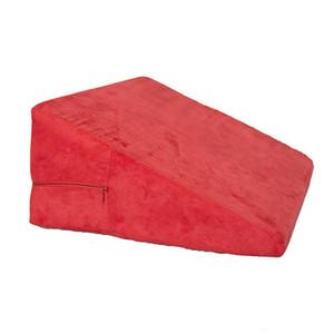 juguetes sexuales sexo Posición de la almohadilla por par de almohadas relajantes amor Salud Cojín Esponja Sofá cama sexy Muebles eróticos Productos