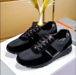 High-End-Stil schwarzen britischen Wind Herrenschuhe Jugend Trend Tag KM010 neue Marke für Männer Casual Schuhe Europa und den Vereinigten Staaten