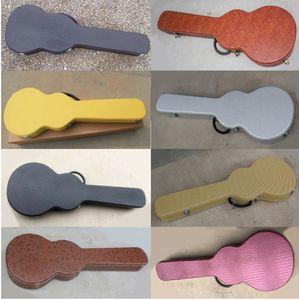 الجملة الغيتار الكهربائي hardcase، والشكل مثل الغيتار، ويمكن تخصيص لون كما لطلب.