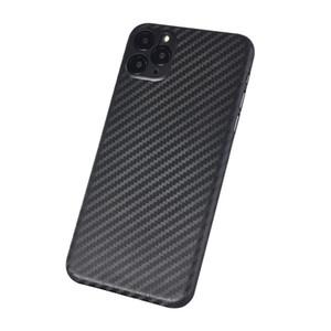 حالات ألياف الكربون آيفون 11 12 برو ميني X XS XS كحد أقصى 6 6S 7 8 زائد غطاء الهاتف
