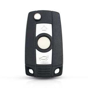 BM-W em branco de chave remoto de aleta com 4 faixas