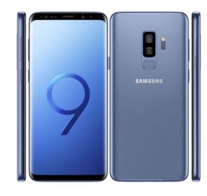 Recuperado Original Samsung Galaxy S9 / S9 Além disso Desbloqueado Cell Phone 64GB 5.8 / 6.2inch 12MP Única Sim 4G LTE grátis DHL