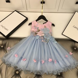 Dresses baby girl dresses baby dresses favourite wholesale best sell hot Free shipping classic gorgeous 8UN4