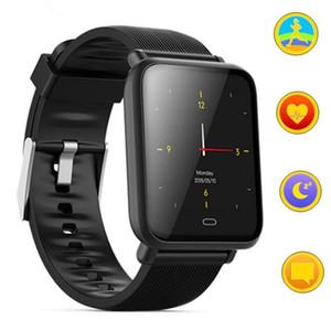 GPS Q9 Smartwatch Bracelet Femmes / Hommes Ip67 étanche Sport Support Android IOS Apple iPhone à puce Montre Bracelet Band