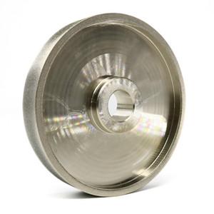 Шлифовальный круг алмазные шлифовальные круги 360 грит CBN диаметр 150 мм высокоскоростной стали для металла камень электроинструмент h7