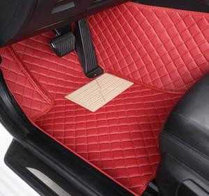 Tapis de sol personnalisés de voiture pour Dodge tous les modèles Dodge Ram 1500 Journey 2009-2017 Tapis auto Challenger Accessoires Auto