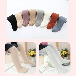 PUDCOCO Baby Girl Kid Thick Knitted Tights Pantyhose Stockings Strech Sock Pant Trousers Children Winter Warm Tights