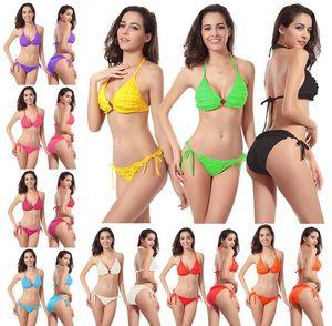 Charlotte in Paris fashionable popular can make mix order Petal new fashion element BIKINI Hot style swimsuit DM053