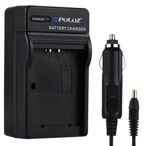 PULUZ Appareil photo numérique Batterie Chargeur allume-cigare pour Sony NP-BN1 Batterie