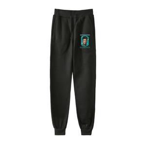 Rapper Singer Blueface Jogger pants 2019 Nuevos pantalones de alta calidad tendencia de la moda cómoda casual Pantalones deportivos para correr