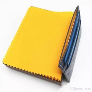 Top Qualität Paris Stil Luxus Designer Klassische berühmte Männer Frauen Berühmte Echtes Leder Gy Kreditkartenhalter Mini Brieftasche