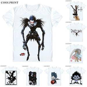 Near Ryuk Matt Ryuku Shinigami-T-Shirt Death Note Desu Noto Männer Casual T-Shirt Premium T-Shirt Bedruckte Kurzarmhemden