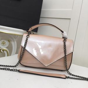 2019 Hot Sale Fashion Women bag Metropolis Bag Ladies Genuine Leather Women Messenger Bags Chain Handbags shoulder bags size 25x16x7cm