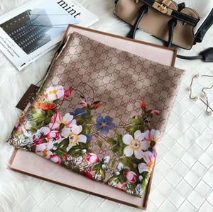 шарф бренд известного дизайнер мс XIN конструкторского Подарочный шарфа высокого качества 100% 180x90cm размер шелкового шарфа бесплатной доставка AQ0877
