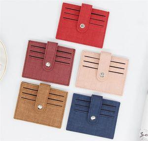 Simple Designer- porte-monnaie Carte Sac individuel Creative hanche Set Carte Sac carte multi-cartes Clamp Set Passport freeshipping femmes chaudes sacs à main