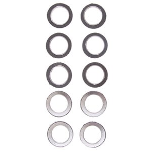 Exhaust Muffler Pipe Gasket Rings For Yamaha 100cc 150cc 125cc Moped Scooter