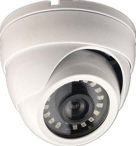 Di alta qualità in tempo reale Sony IMX307 + 3516EV200 illuminazione bassa del IP della cupola del metallo fotocamera di buona NightVision IRC 1080P 25FPS Onvif P2P