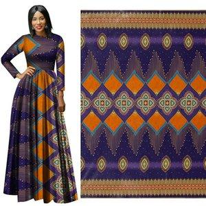 New Good-Stoff Batick Bazin Riche afrikanischer Stoff Qualitäts-Breathable African BintarealWax Stoff neuer Wachs Stoff