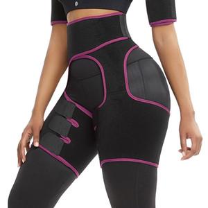 Newst Neopren Zayıflama Kemeri Vücut Bacak Shaper Fajas Bant Uyluk ince yapılı Wrap Termo Bant Bel Trainer Gizli Egzersiz Kalça Şekli