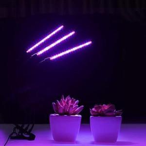 식물 주도 LED 성장 빛 5V의 USB 실내 야채 꽃 컨트롤러와 모종의 경우 전체 스펙트럼 식물 램프를 램프