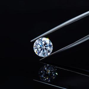Transgems 1 Pezzo D eccellente di colore Cuori e Frecce Cut Moissanites 5,0 millimetri Moissanite diamante pietra allentata per fare gioielli