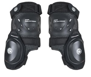 New Knee -Pad Road Racing Sports Car Running Mountain Bending Track Knee Pads With Grinding Bag Slider Shatter -Resistant Knee Pads Skh902
