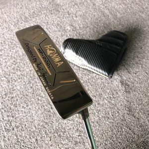Putter de golf Honma HP-2001 33/34/35 / pulgada Club de golf de alta calidad, tapa de cabeza y envío gratis