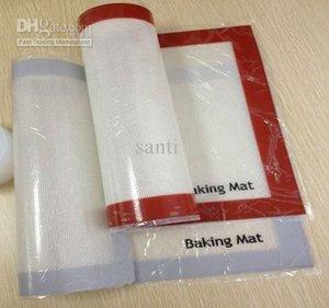 """Fondant mat Doughing hornear azúcar arte hoja 11,8 * X 15,7 """"Antiadherente de silicona para hornear liner"""