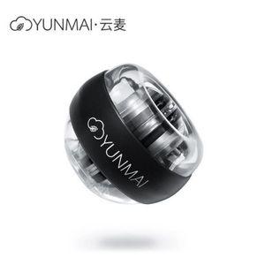 Xiaomiyoupin YunMai Power Carpal Trainingsgerät Wrist Trainer LED Gyroball wichtige Spinner Anti-Stress-Spielzeug Fitness Leistung Wrists