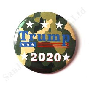 Trump 2020 Elezione promozione a buon mercato spilla distintivo Medaglia Presidenziale Medaglia Trump Tin Elezione Pins Busto Decorazione regalo C103002