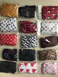 DHL designer Durag headwear for men and women stretch nightcap scarves silk hats Chemo Beanies hats cancer headwear hair accessories