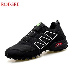 ROEGRE Topsell 2018 Men 3 Casual Shoes Black Red White solomons Comfortable Breathable Shoes Free Shipping Size 39-46 Speedcros