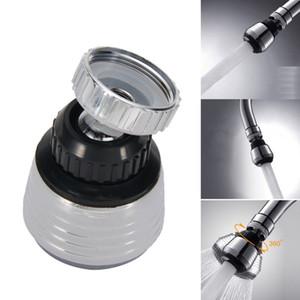 360 drehen wassersparende Wasserhahn Wasserhahn Wasser Bubbler Belüfter Diffusor Swivel Wasserhahn Düsenfilter Adapter Home Kitchen Zubehör