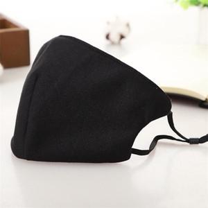 Prueba de frío invierno Mascherines aparato de respiración de la mascarilla Protect Hombres Mujeres Boca Máscara caliente de la venta de la función multi