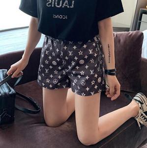 2020 di design nuovi bicchierini delle donne di tendenza di moda elastici sportivi all'aperto per il tempo libero estivi comodi pantaloni della tuta il trasporto libero