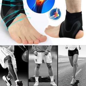1x elástico Rodilla Tobillo Pie apoyo de la ayuda conjunta de lesiones dolor esguince de rodilla protector