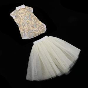 1 3 BJD Ball Jointed Doll Clothes - Adorable Wedding Dress Gown, Fit Night Lolita MSD DOD or Other 60CM Dolls
