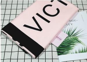 Европейский и американский популярный цифровой печати прямоугольник многофункциональный бассейн пляжное полотенце розовый мягкий полотенце 70 * 150см