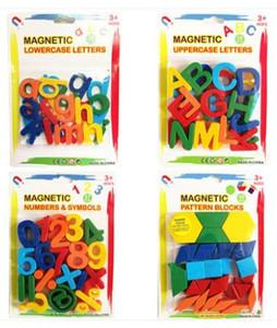 Amazon caldo di vendita personalizzati Fridge Magnets Puzzle magnetico giocattoli del blocchetto