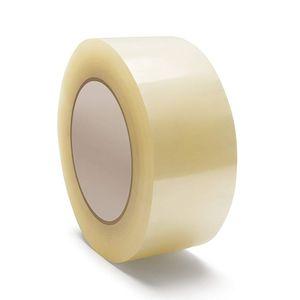 """12 Rolls Carton clair Rubans adhésifs d'emballage d'étanchéité de bande Box - 2,7 mil expédition 1,8"""" x 60 Yards"""