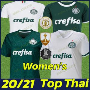 20/21 Palmeiras kadın gömlek DUDU FELIPE MELO Bayanlar forma Deyverson B.HENRIQUE Kadın üniforma camisa Palmeiras 2020 Feminina