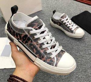 2020 telas tecnológicas Nueva 19SS oblicuas alta ayuda zapatos casuales para hombre B23 zapatos de diseño de lujo para mujer tamaño de los zapatos casuales de la moda 36-45 C11